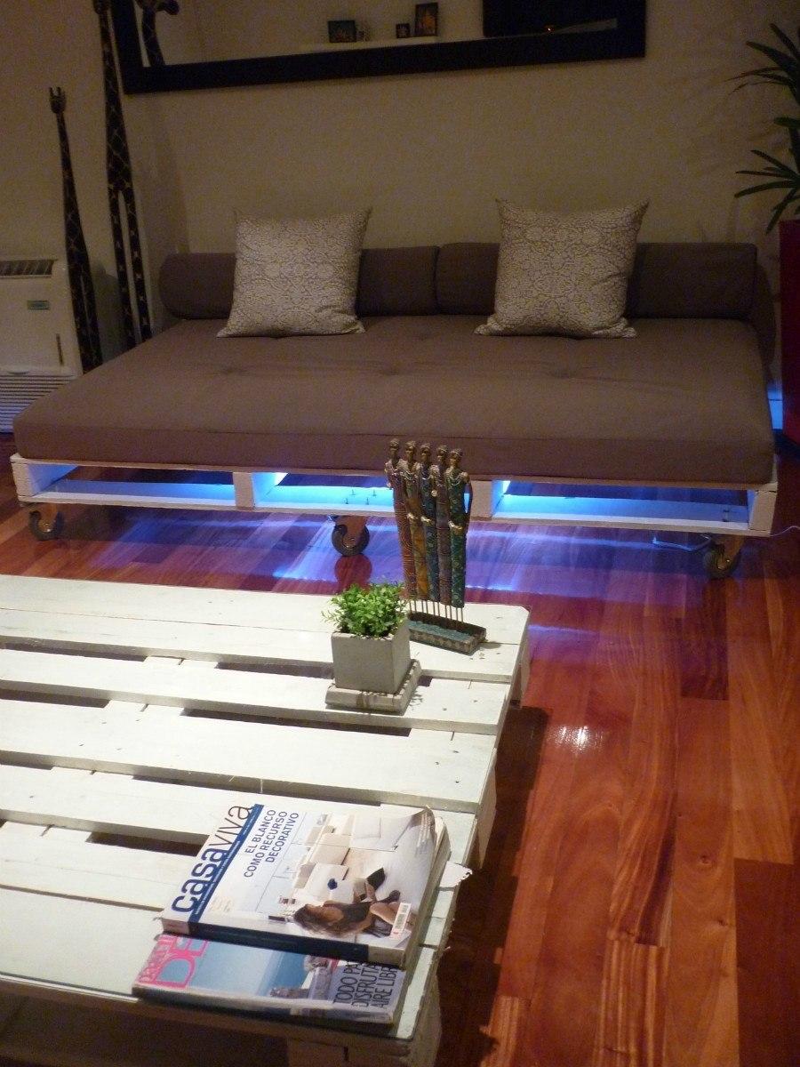 Muebles De Pallets Para El Hogar  $ 40000 en MercadoLibre