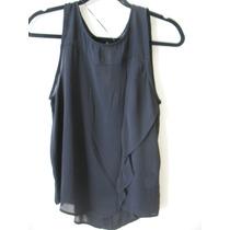 Blusa Marquis - Camisa Sin Mangas