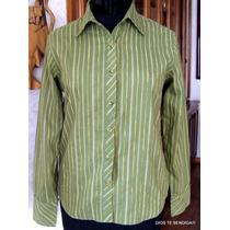 Blusa Mujer Columbia Sportswear Company X.c.o. Verde Tm