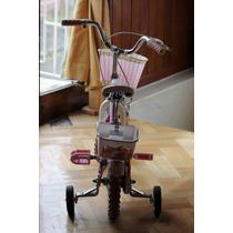 Oxford Bicicleta Niñita