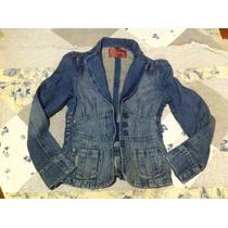 Índex Too Bella Chaqueta Blazer Mezclilla Jeans 14 (xs)