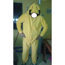 Pijama/disfraz Polar Enteritos Picachu Kigurumi Adultos