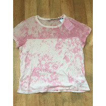 Polera Foster Color Rosa Talla L