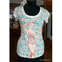 Barbie Nostalic Collection Polera Monograma L