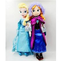 Peluches Frozen Elsa, Anna A $15.000 Y Olaf A $ 8.500