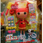 Lalaloopsy Silly Hair Ember Flicker Flame Bombera