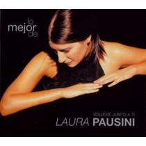 Lo Mejor Laura Pausini: Volveré Junto A Ti Cd Nuevo Sellado