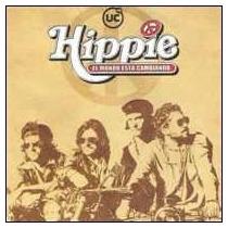 Teleserie Chilena Hippie, Banda Sonora, Cd 2004, Nuevo
