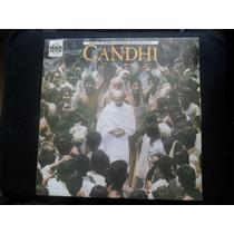 Lp Banda De Sonido Original De La Pelicula Gandhi