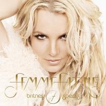 Britney Spears- Femme Fatale Deluxe + Perfume (por Encargo)