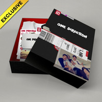 One Direction - Take Me Home Fan Pack Por Encargo