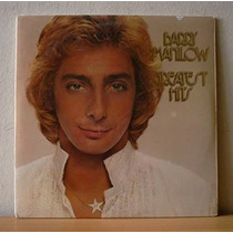 Barry Manilow Greastest Hits(vinilo Doble Nuevo Sellado)
