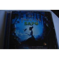Cd La Princesa Y El Sapo Disney Canciones Y Musica Original