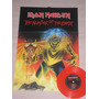 Vinilo Iron Maiden The Number Of The Beast Single 7 + Poster