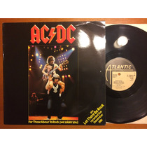 Ac Dc ^ For Those About To Rock ^ Maxi Single 12