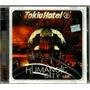 Tokio Hotel Humanoid City Live Dvd Y Cd Nuevo Y Sellado