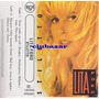 Lita Ford Antiguo Cassette Stilletto Hecho Por Emi Chile 90