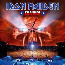 Iron Maide - En Vivo! (2014) Chile 2012