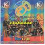 Cd Original Del Programa Mekano De Mega Retro 10 Temas 2007