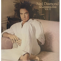 Cd Neil Diamond - 12 Greatest Hits, Vol. 2. Edición Usa