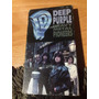 Vhs Deep Purple Heavy Metal Pioneers Hard Rock Vintage