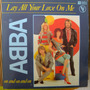 Vinilo Abba: Lay All Your Love On Me (vinilo Europeo).