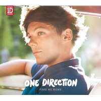 One Direction - Take Me Home Versión Louis (por Encargo)