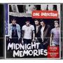One Direction Midnight Memories Cd Nuevo Y Sellado