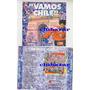 Vamos Chile Cd Francia 1998 Incluye 5 Temas Del Mundial