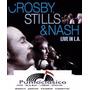 Vinilo - Crosby, Stills & Nash - Live In L.a.