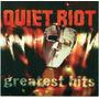 Cd Original Quiet Riot - Greatest Hits