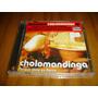 Cd Cholomandinga / Porque Chile Es Porno (nuevo Y Sellado)