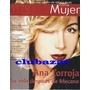 Ana Torroja Mecano Antigua Revista Mujer Mayo 2005