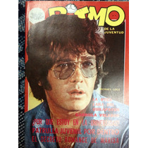 Revista Ritmo Nichael Cole Nº 322, Año 6, 2 Noviembre 1971