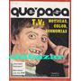 Armando Navarrete Mandolino Antigua Revista Que Pasa 1975