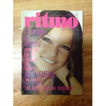 Revista Ritmo Araceli Nº511, Jun 1975. Julio Iglesias