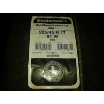 Neumáticos Runflat 225/45 R17 91w Continental.