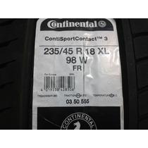 Neumáticos 235 45 R18 98w Contact 3 Nuevos!!! Nuevos