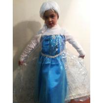 Disfraz Reina Elsa De Frozen