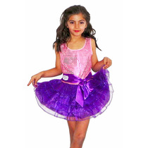 Disfraz Violetta, Original Disney Perfecto Oferta Especial