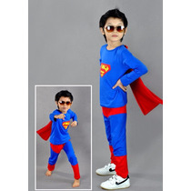 Disfraz Niño Superman Nuevos!!
