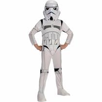 Disfraz Star Wars Stormtrooper Original T.4-6