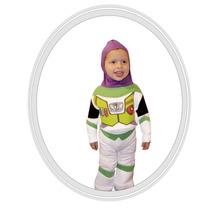 Disfraz De Niño Disney Buzz Lightyear 12 A 24 Meses