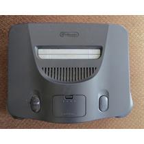 Consola N64 + Cable Portercito