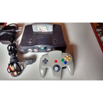 Nintendo 64 + Juego Mickey /accesorios Original / Snes/