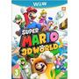 Super Mario 3d World Wii U - Juego Fisico - Prophone