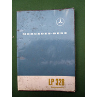 Manual Camion Mercedes Benz Lp 328