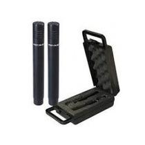 Microfono De Condensador Doble Para Instrumentos, Nuevo.