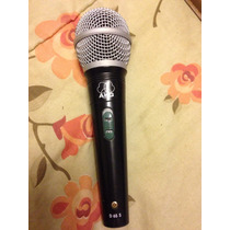 Microfonos Akg Y Audiotechnica