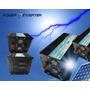 Inversor De Voltaje 12vdc/220vac 1500w